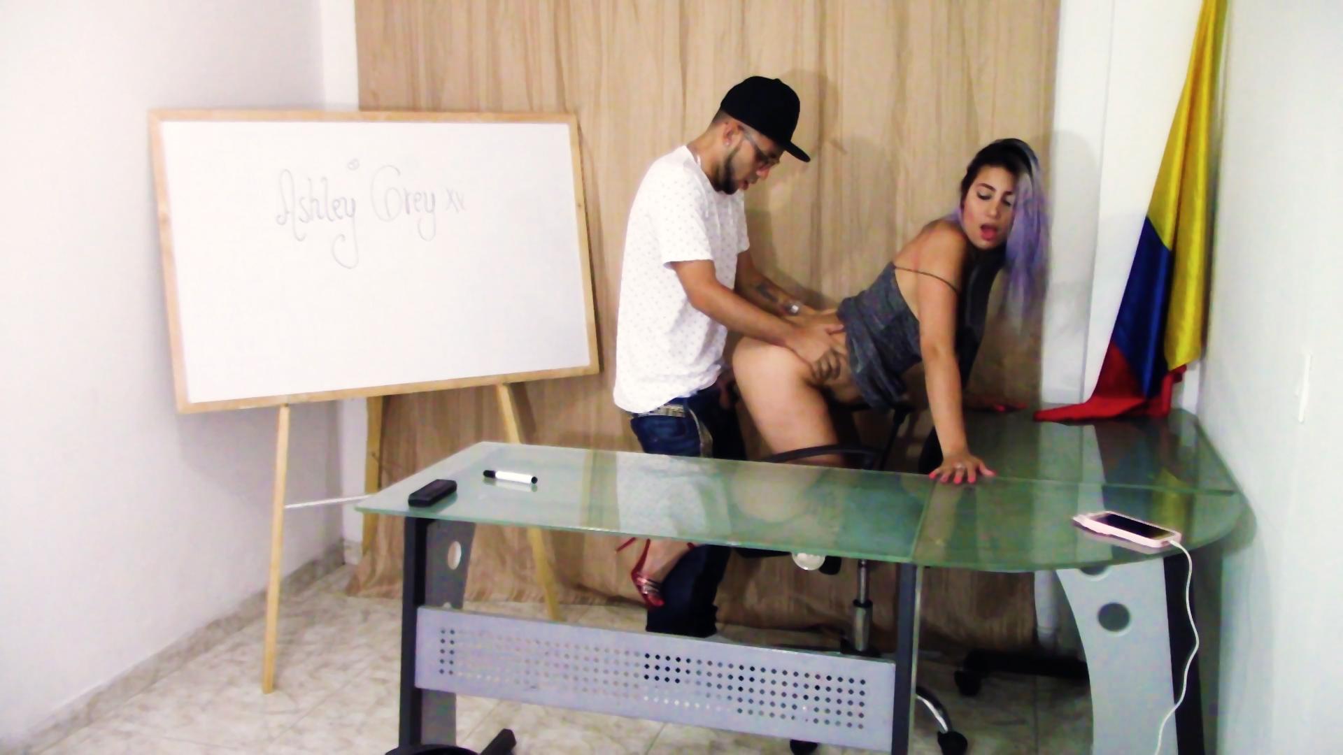 Actrices Porno De Costariqueña ashley greyxx fast sex before meeting | ashley grey