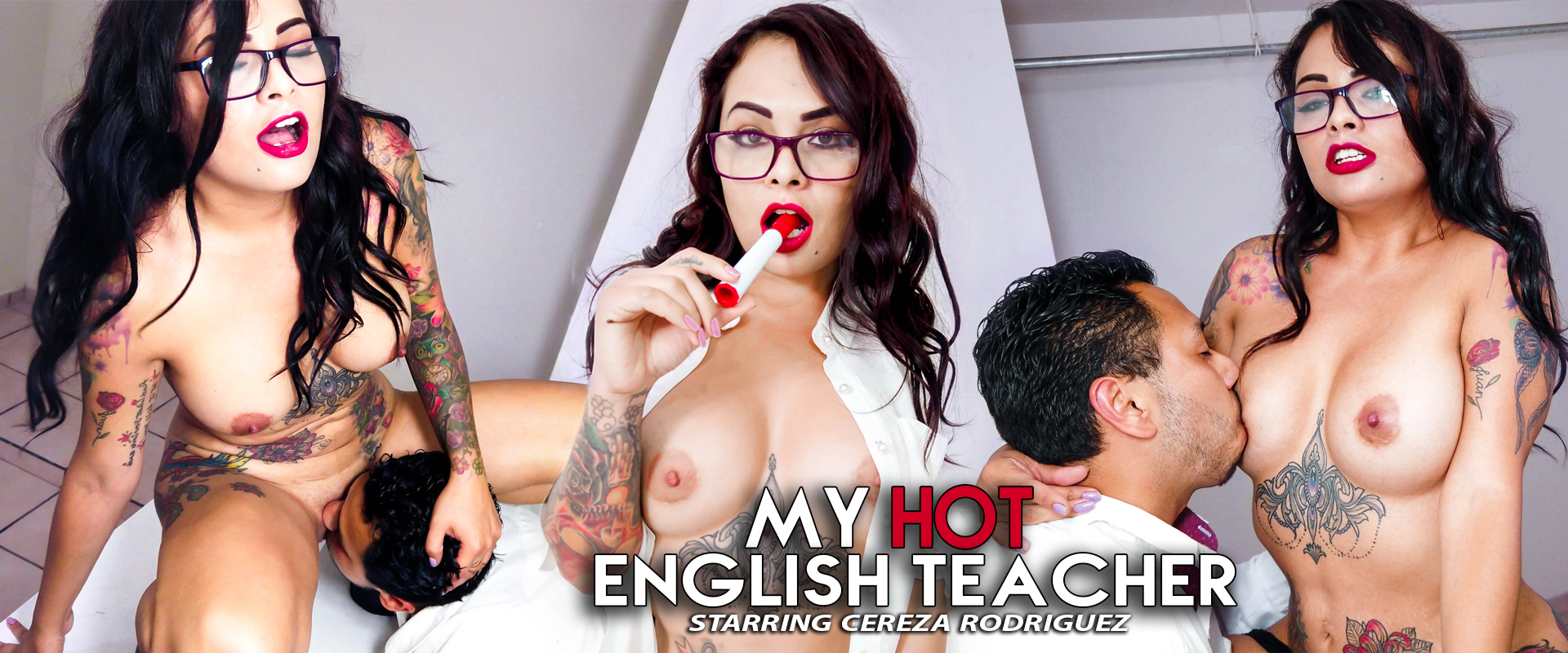 Cereza Rodriguez Teacher porno porn